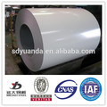 Hot white color PPGI / PPGI coil / steel coil / ppgi steel coil /color steel roll / yuanda PPGI
