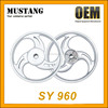 19 Inch Supermoto Motorcycle Dirt Bike Wheel Set for SY960