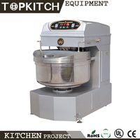 CE Certificate Approved Heavy Duty Large Production Ability Flour Mixer Machine