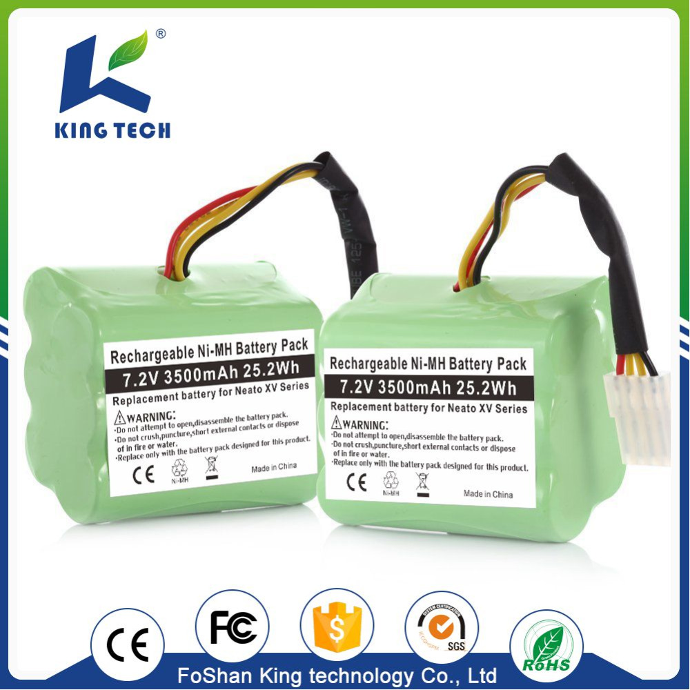 Ni-Mh Rechargeable Aa 800Mah 9.6V Nicd 4.8V 600Mah Ni Mh Aaa Battery Pack for vacuum cleaner