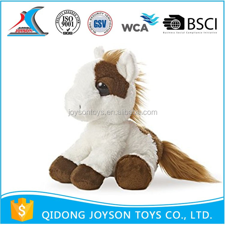Promotional Various Durable Using Plush Horse