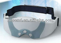 Personal electric galvanic eye massager/relaxing eye mask BCD-515