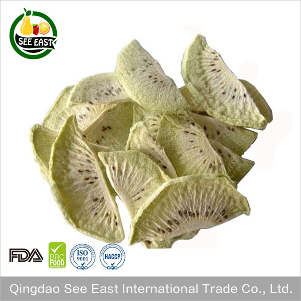 Import China Products FD Dried Fruits Freeze Dried Kiwi