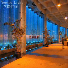 Zhong shan lighting best selling with 12 years experience fiber optic light curtain