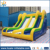 Best selling waterproof inflatable slide game with double lanes