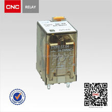 electromagnetic relay 55.04 latching relay/phase failure relay