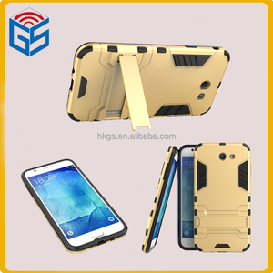 Shockproof hybrid rugged tough phone case cover for samsung galaxy j7 2017 J7 Pop