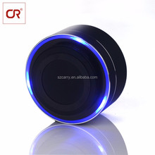 Wholesale CE RoHS FCC Handsfree LED Speaker Bluetooth Mini Wireless Music Player