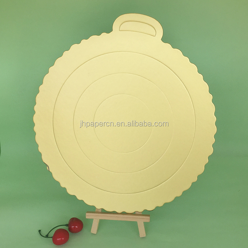 wholesale compressed cardboard hardboard cake circle