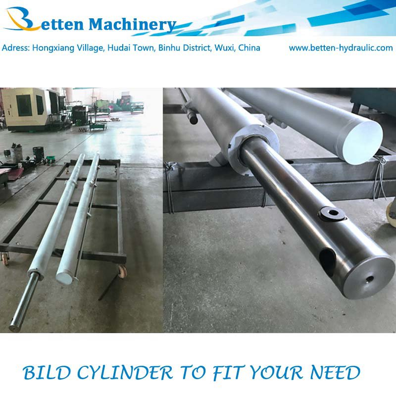 Single Acting Long Stroke Hydraulic <strong>cylinder</strong> for sale
