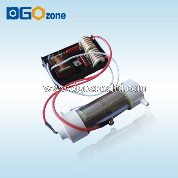 KHT-1GQA2 (AC220V) 1g/h quartz glass tube ozone generator units