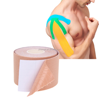 Physio Therapeutic Tape Sports Tape Muscles Care Cotton Adhesive Muscle Bandage Strain Injury Support Muscle Tape