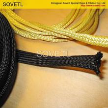 Most popular new products expandable braided nylon sleeve
