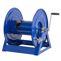 Strong Durability Wearable Resistant Metal Garden Hose Reel