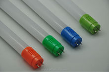 t8 led light tube fittings led tube lamp parts with pc diffuser