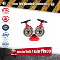 FM approved UL listed fire hydrant used indoor underground private fire service