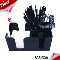 Excellent Quality Low Price bar caddy napkin holder