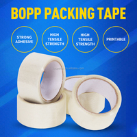 Water Proof OPP Transparent Packing Tape with Customized Printed Paper Core