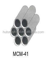 MCM41 zeolite Molecular Sieve catalyst for residuum catalytic cracking