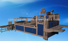 zxj-1800 carton board Gluing machine/ glue machine/ pasting machine