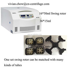 TD5A 1.2L low speed laboratory swing out rotor centrifuge