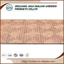 wpc cover balcony solid composite decking wood flooring