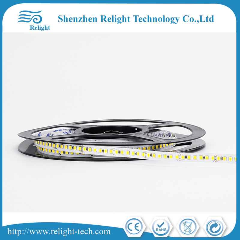 Waterproof led light strips for car lighting and home decorating