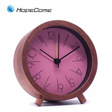 Hot Simple Design Desktop Alarm Clocks For Bedroom