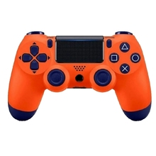 PS4 Controller DualShock 4 Wireless Controller for <strong>Playstation</strong> 4 (sunset orange)