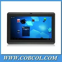 7inch Wintouch Allwinner A10 Android 4 Tablet PC with Low Price B76C