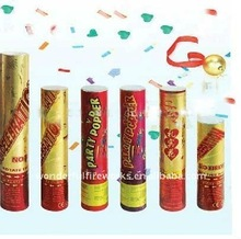 Party Poppers Confettis