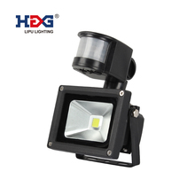 LED Motion Sensor Flood Light, 10W Daylight White, 6500K, Waterproof Security Lights with PIR for Home ,Garden,Garage etc