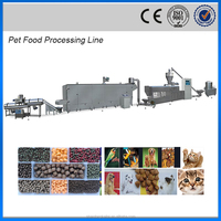 CE ISO Italia technology fully automatic floating fish feed production line