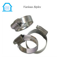 Manufacturer Specific Street Bike Hose Clamp Gas Hose Clamps