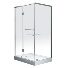 Straight Hinge Frameless Glass Cabine de Douche en Verre JL711
