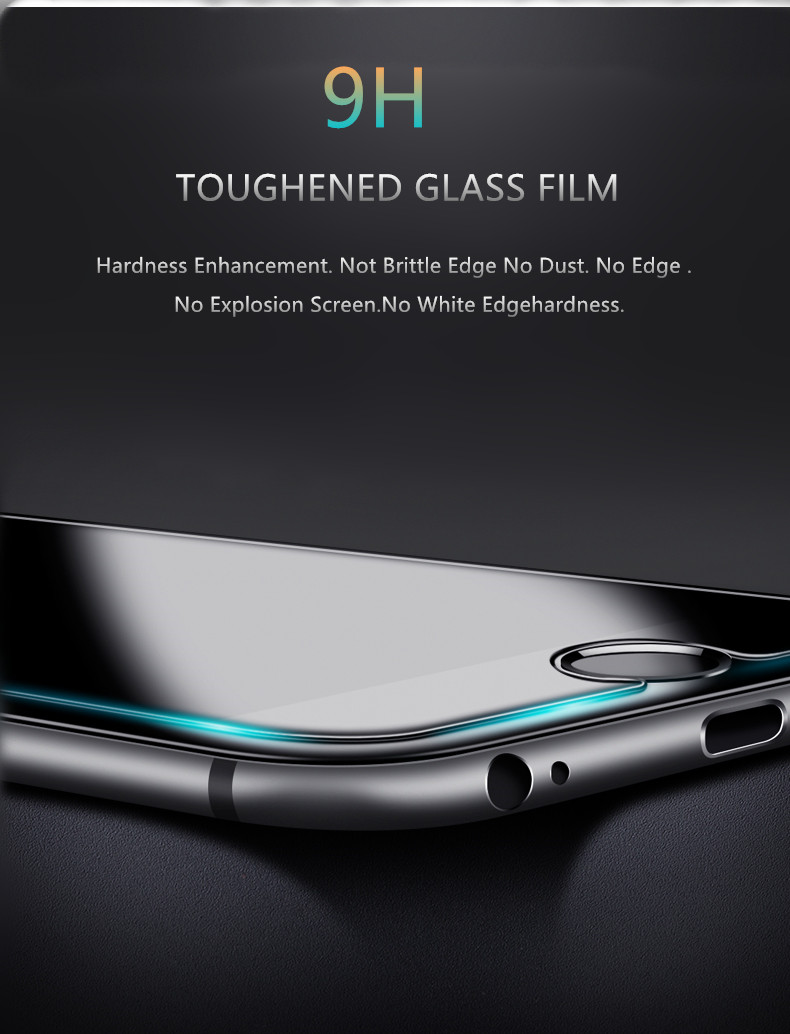 Allvcover iPhone tempered glass screen protector (2)