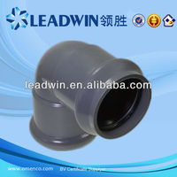 pvc conduit pipe fitting 90 degree elbow for water supply