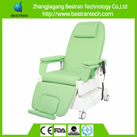 BT-DY002 Three motor hospital adjustable hemodialysis couch hemodialysis machine chair