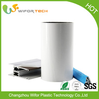 Adhesive Self Adhesive Laminated Aluminium Stretch Film For Printing