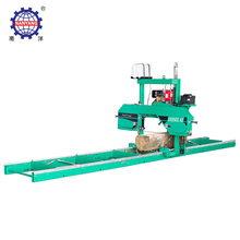 High Quality Automatic Horizontal Band Saw For Wood Sawmill