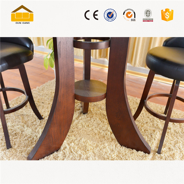 wholesale true designs marble paper top dining set