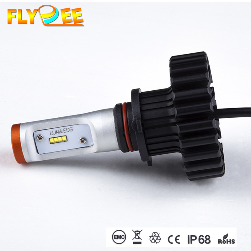 Factory supply G6S Fanless 12000 Lumen LED Headlight bulbs without fan h4 h11 h7 9005 9006