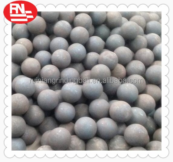 50mm ball mill low price hot rolled grinding steel balls
