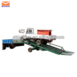10t hydraulic motorcycle lift used