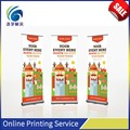pull up stand cheap banner display for printing