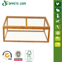 Wooden Garden Green House For Agriculture