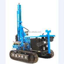 Pile driving machine ground screw pile bore pile machine for sale