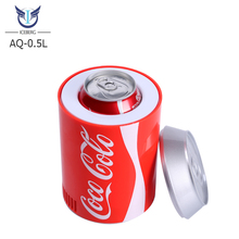 Amazon Hot Custom Design 0.5L Can Shaped Fridge