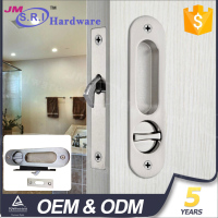 Double sided handle zinc alloy japanese door lock