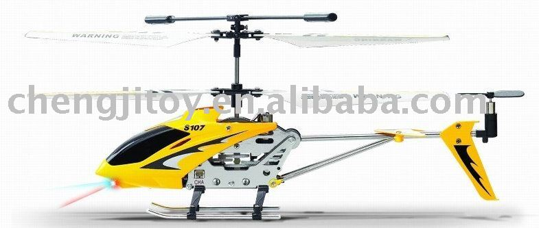 3ch syma s107 helicopter with gyro